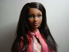 Hair stylin' Grace 01