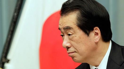 Predsednik japonske vlade se je odpovedal plači
