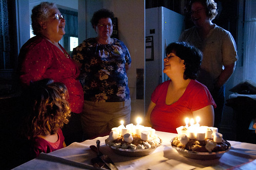 Birthday Ladies