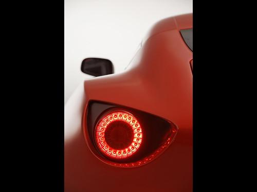 2011 Aston Martin V12 Zagato