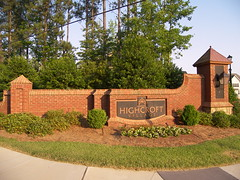 Cary NC:  Highcroft Village
