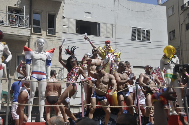 gay pride parade 2011 tel-aviv