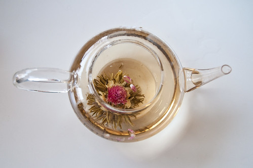 Jasmin tea flower