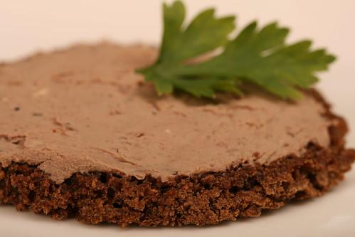 Chicken liver pate / Kanamaksapasteet