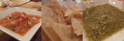 El Camino Real Chips and Salsa