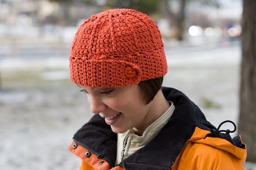 Durango + Robin's Egg = my hat