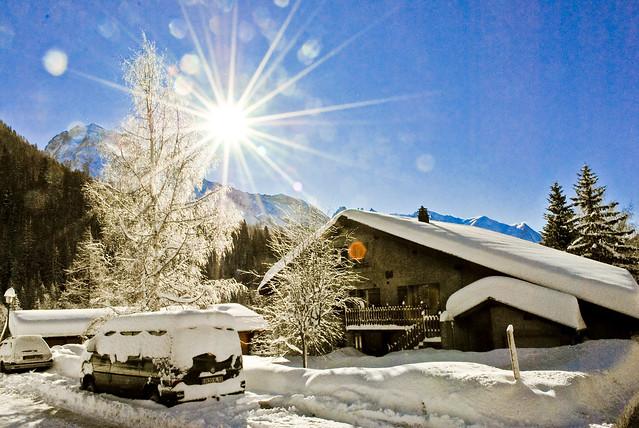 Montroc-le-Planet (Chamonix-Mont-Blanc)