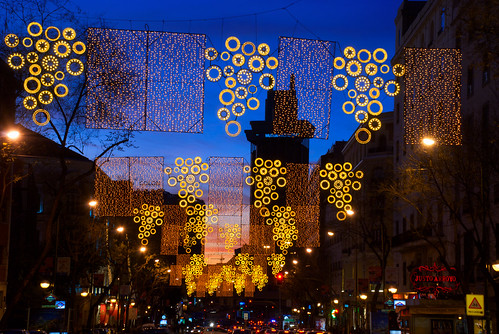 Madrid Christmas Lights 04