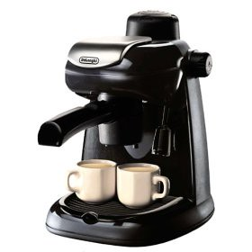 DeLonghi steam-driven espresso/cappuccino EC-5