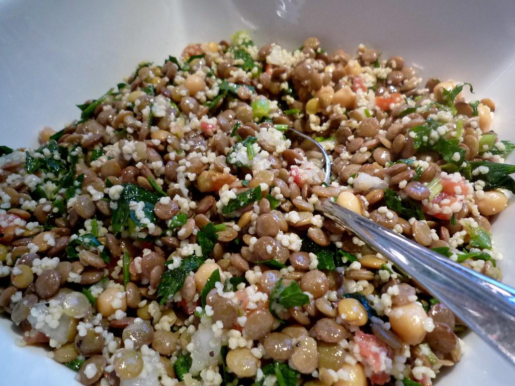 Tashie's salad
