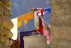 Oman Balad Sayt (jjay69) Tags: colours village gulf muslim islam middleeast arabic clothes arab hanging colourful oman washing gcc islamic arabi drying washingline sultanateofoman muslimcountry baladsayt