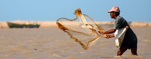 Pescando la vida, Cabo de la Vela