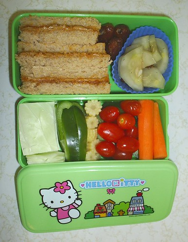 Bento Challenge lunch 8