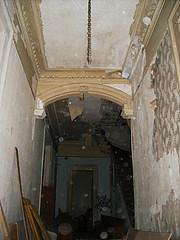2113 Prytania Plaster Arch