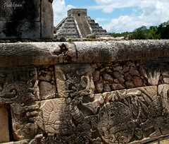 Warrior - Chichen Itza