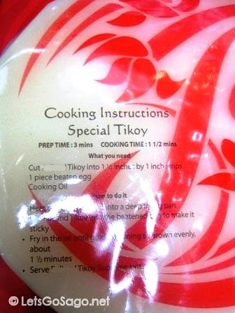 Cooking & Preparing Your Tikoy for the Chinese New Year
