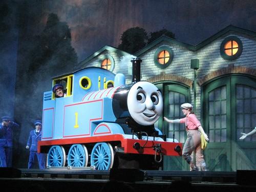 Thomas Stage Show
