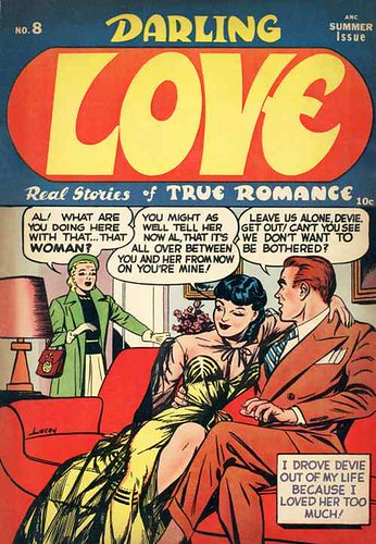Darling Love  8 (Archie, 1951)