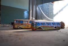 Trailways (Blue Taco) Tags: abandoned urbandecay urbanexploration abandonedhospital