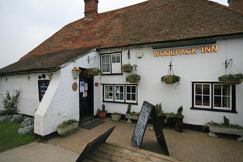 The Woolpack Inn.