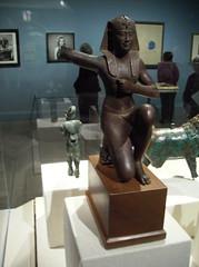 Ritual Figure. (peterjr1961) Tags: nyc newyorkcity newyork art museum themet metropolitanmuseumofart