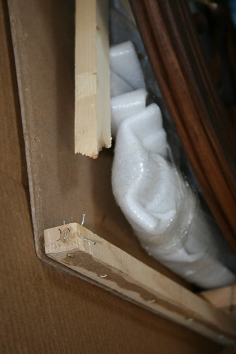 box damage
