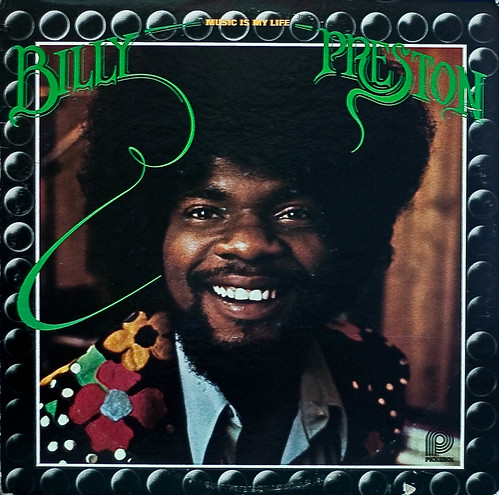 Billy Preston - Music Is My Life by Furldman.