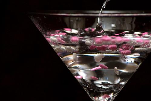 """""""Love"""" Martini"""