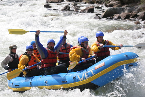GROUP RAFTING TRIPS