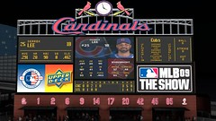 MLB 09 The Show Screenshot  STLJUMBOTRON