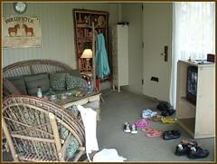 Inside Treehouse Villas