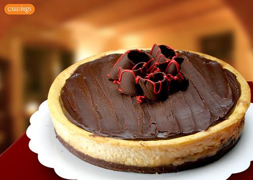 Cravings Hersheys Cheesecake