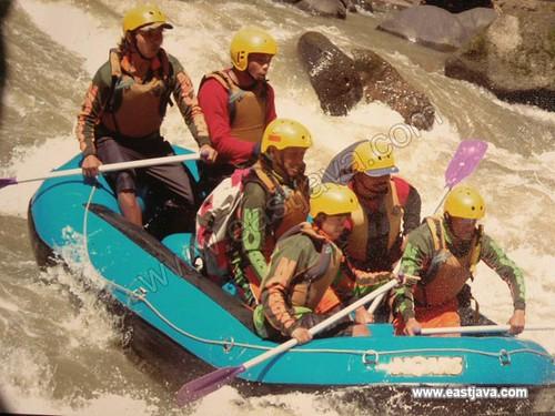 Bosamba Rafting - Bondowoso - East Java