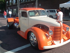 Hot Rod Diamond-T (davintosh) Tags: truck hotrod outkast diamondt