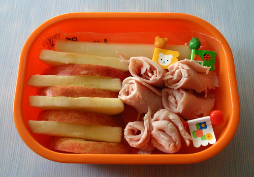 Preschooler Bento: February 18, 2009