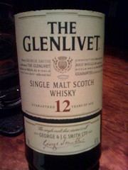 THE GLENLIVET 12years