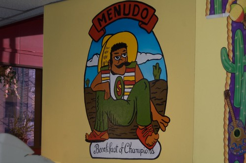 Menudo, Breakfast of Champions