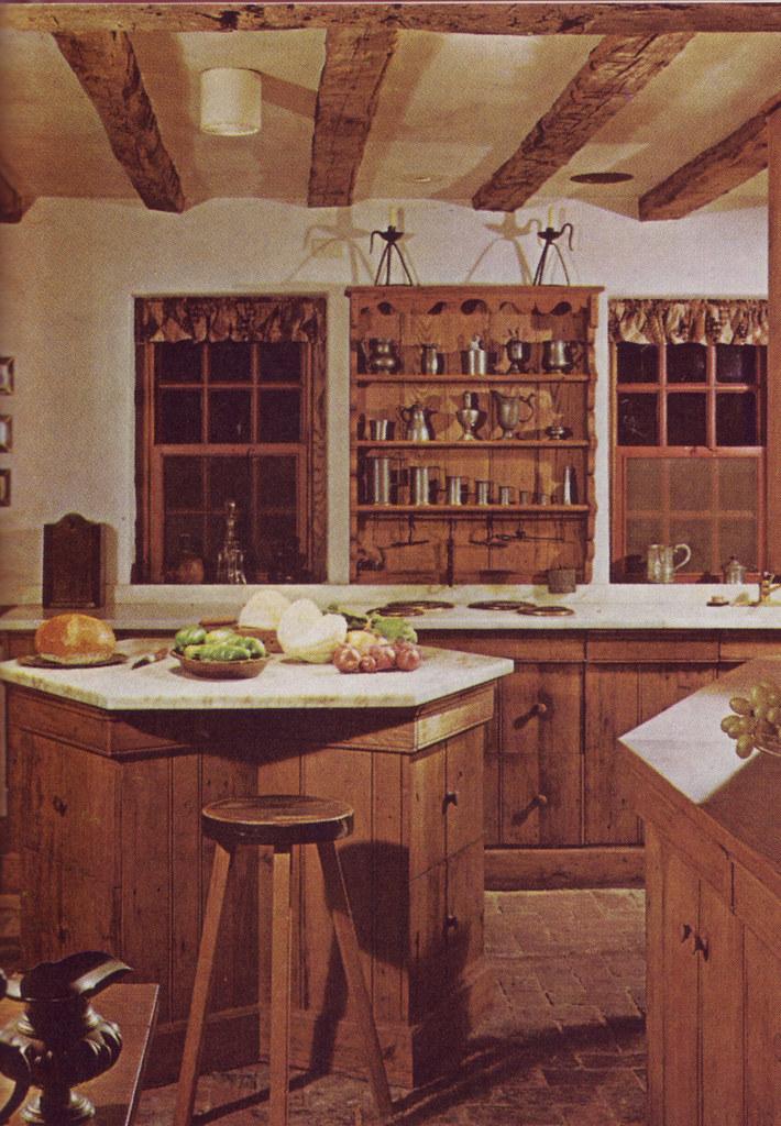 The Bicentennialism gone Amok Kitchen