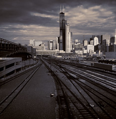 The Whole (Surfactant) Tags: chicago ir roosevelt wholefoods amtrak infrared southloop 720nm