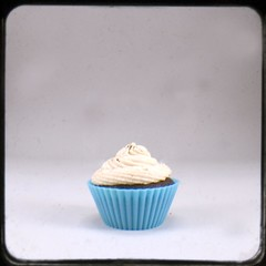 TTV Photography: Basic Vegan Cupcake
