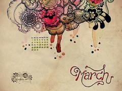 March desktop - 1600x1200