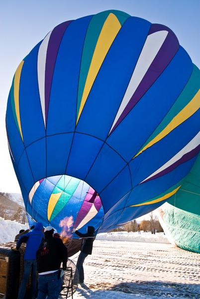 balloon on tilt