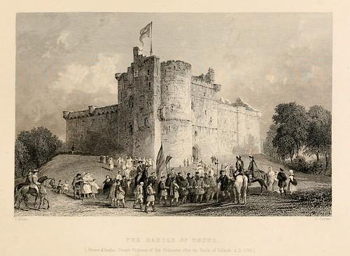 002- El castillode Doune