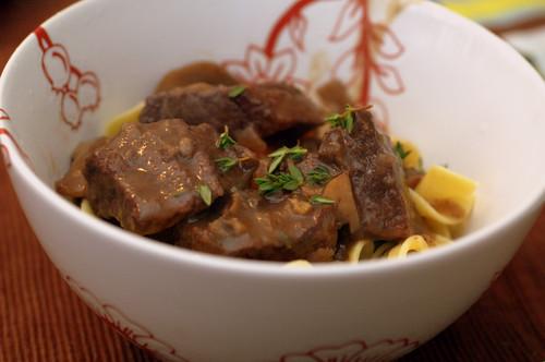 beef bourguinon