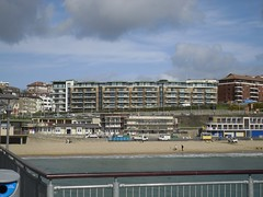 View of Boscombe from the Pier (crwilliams) Tags: dorset boscombe date:month=march date:day=14 date:year=2009 date:wday=saturday date:hour=11