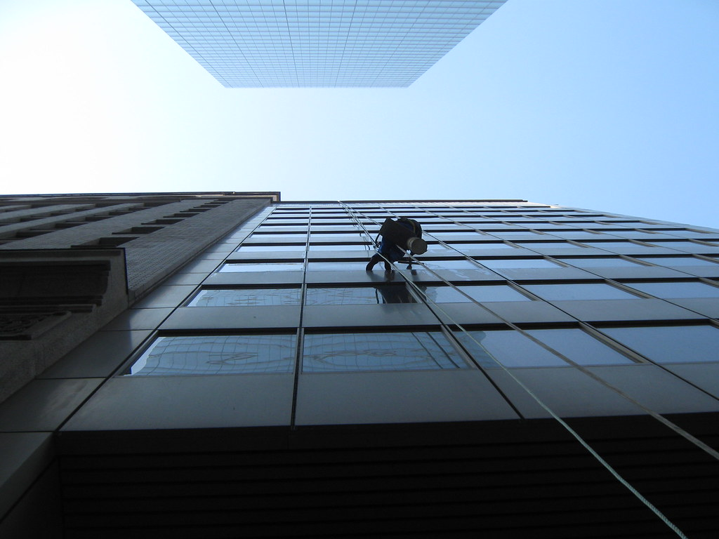 Window Cleaning -- 4:00pm -- 365 Days