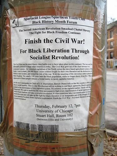 """Black Freedom Will Take A Socialist Revolution"""