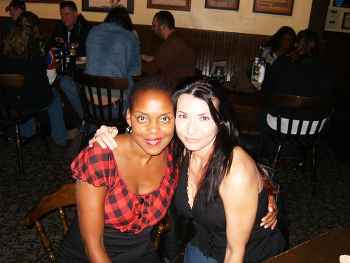 Jolie Du Pre And Tara Tainton