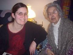 Rachel & Nana