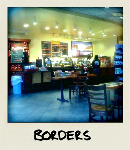 Borders in Silver Spring - Taken With An iPhone